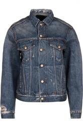 Джинсовая куртка R13