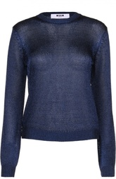 Вязаный свитер MSGM