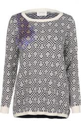 Вязаный пуловер Maliparmi