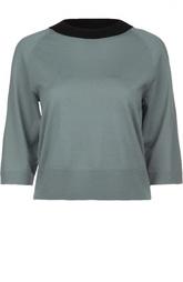 Вязаный пуловер Dries Van Noten