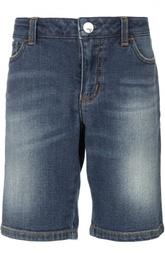Джинсовые шорты Giorgio Armani