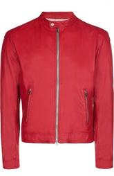 Кожаная куртка Delan