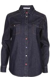 Блуза джинсовая Givenchy