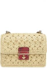 Сумка с зеркалом Dolce & Gabbana