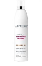 Шампунь для окрашенных волос (холодные коричневые оттенки) La Biosthetique