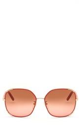 Очки солнцезащитные Chloé