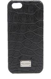 Чехол для iPhone 5/5s Dolce & Gabbana