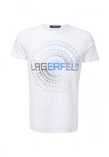 Футболка Lagerfeld