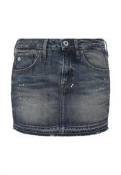 Юбка джинсовая G-Star