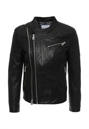 Куртка кожаная Eleven Paris