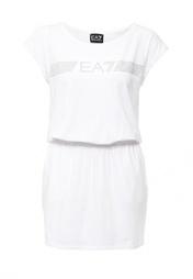 Платье пляжное EA7