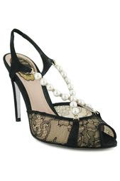 Туфли открытые Rene Caovilla