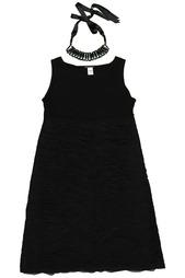 Платье и колье David Charles