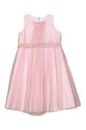 Платье с поясом Aletta