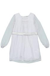 Платье с поясом Dino e Lucia