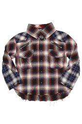Рубашка с воротником L.G.B.