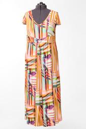 Платье Silver String