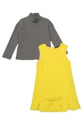 Платье,водолазка Blumarine Baby Jeans