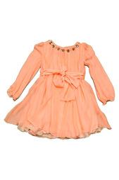 Платье с поясом Dolce&;Gabbana