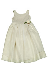 Платье, брошь La Stupenderia Milano