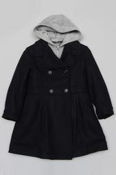 Пальто с капюшоном Dolce&;Gabbana