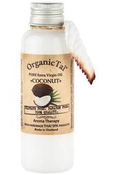 Масло кокоса, 120 мл Organic Tai