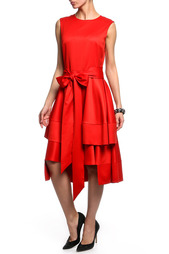 Платье Apron Red Yulia'sway