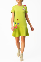 Платье Butterfly Yulia'sway