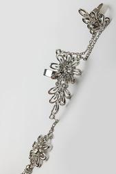 Браслет, двойное кольцо Paola Visconti