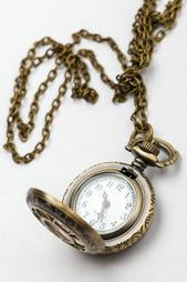 """Кулон """"Часы"""" Cesare Conte"""
