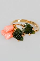 Кольцо Lotus