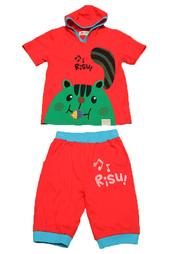 Комплект: футболка и шорты Kidly