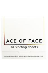 Матирующие салфетки 80 шт. Ace of Face