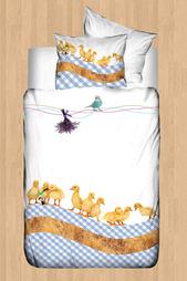 Детское постельное белье Colors OF Fashion