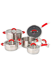 Набор посуды 11 предметов Supra