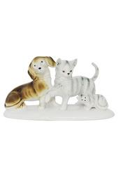 Фигурка собачка и кошка Thuringen