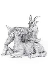 "Статуэтка ""Козочка и овечка"" Chinelli"