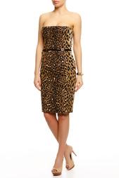 Платье, ремень D Squared2