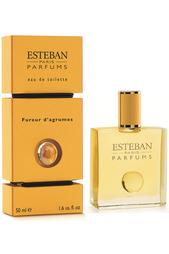 Fureur d`agrumes EDT 50 мл Esteban