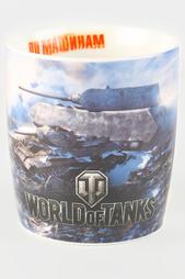 Кружка World of Tanks Коралл