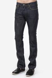 Джинсы c брелоком Robin's Jean Leather