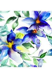 Цветочная акварель 250x270 Chernilla
