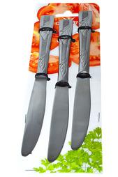 Набор ножей «Пралеска» 3 пр. КРАМЕТ