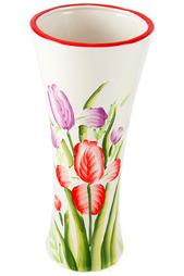 Ваза для цветов Русские подарки