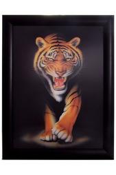 "Картина ""Тигр"" 3D Русские подарки"