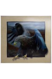 """Картина """"Орел"""" 3D Русские подарки"""