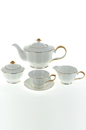 Чайный сервиз 15 пр. Best Home Porcelain