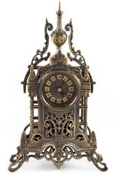 """Часы каминные """"England"""" Русские подарки"""