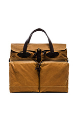 72 hr tin cloth briefcase - Filson