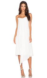 Платье strapless towel - Tibi